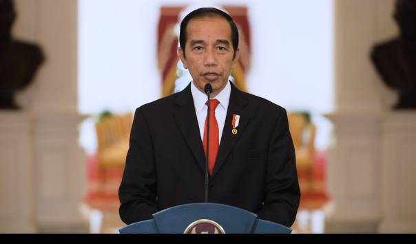 Jokowi Ingatkan Kepala Daerah Tak Pandang Bulu Tegakkan Protokol Kesehatan