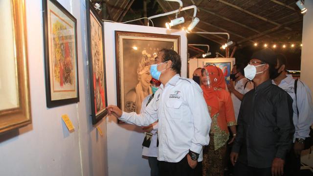 Banyuwangi Gelar Pameran Seni Selama Sepekan, Gandeng 65 Seniman dan 22 Fotografer
