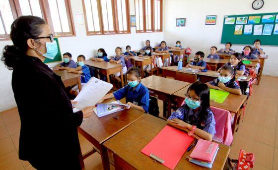 Anggaran Pendidikan RI Kebanyakan untuk Gaji Guru, Kualitasnya?