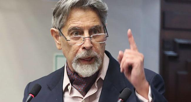 Francisco Sagasti Dilantik Jadi Presiden Baru Peru, Penuntasan Krisis Politik Menanti